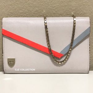$800 Retail Christian Dior Explore Chain Wallet